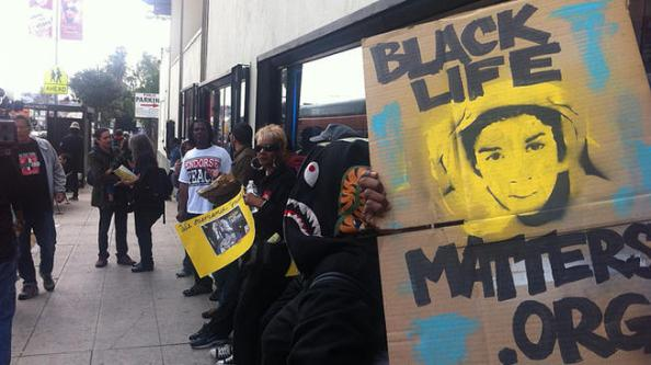 Source of Black Life Matters
