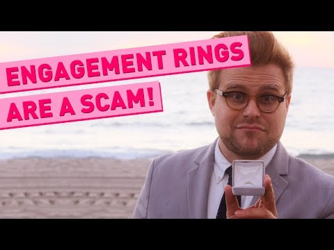 Day 15: Magda, The Wise, Thinks Engagement Rings Are a Scam